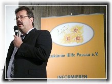 1. Leukämie-Patiententag in Passau 2006